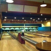 Photo taken at Bryant-Lake Bowl & Theater by Signe B. on 6/13/2013