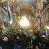 Photo taken at كنيسة دخول السيد إلى الهيكل by Sami J. on 4/24/2016