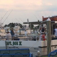 Photo taken at Judy V Deep Sea Fishing Boat by Cathy G. on 7/26/2015