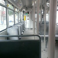 Photo taken at Tram 4 | Gent UZ > Gentbrugge Moscou by Audrey V. on 7/20/2013