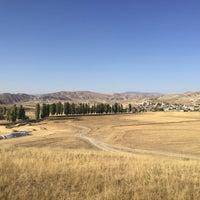 Photo taken at Velibaba Köyü by Burak A. on 8/14/2015