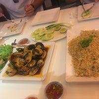 Photo taken at Paknam Seafood by Mild on 8/15/2018