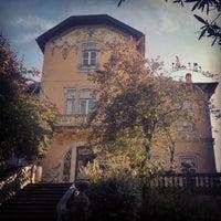 Photo taken at Quinta da Boeira by Manuel O. on 10/19/2014