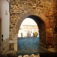 Photo taken at Castelo de Estremoz by Manuel O. on 2/8/2015