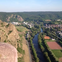 Photo taken at Bastei Rotenfels by Michael F. on 5/5/2014