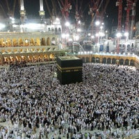Photo taken at Al Masjid Al Haram by Hafizuddin K. on 5/26/2013