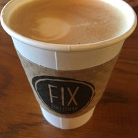 Photo taken at Fix Coffeebar by Audrey A. on 11/26/2016