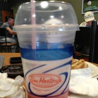 Photo taken at Tim Hortons by Marie-Audrey L. on 8/10/2013