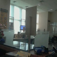 Photo taken at Bank Central Asia (BCA) by Maya G. on 3/27/2014