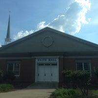Photo taken at Faith Hall by D'wayne on 5/8/2014