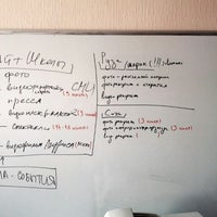 Photo taken at Союз театральных деятелей РФ (ВТО) by Andris R. on 7/3/2014