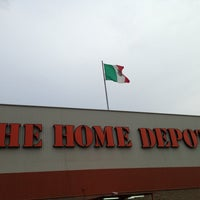 Photo taken at The Home Depot by Oliver B. on 7/19/2013