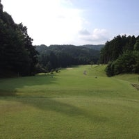 Photo taken at 庄内ゴルフ俱楽部 by なろう。 on 8/20/2013