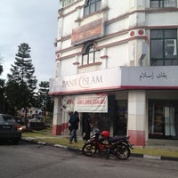 Photo taken at Bank Islam Port Dickson by Syaiful H. on 11/12/2012