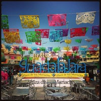 Foto tomada en Plaza de Los Mariachis por Fabito G. el 3/5/2013