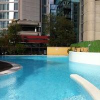 Photo taken at Hilton Garden Inn Bari Hotel by Timur N. on 9/23/2014