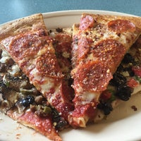Photo taken at Mr. Gatti's Pizza by Donnie D. on 7/25/2016