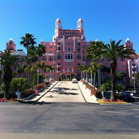 Photo taken at Loews Don CeSar Hotel by Donnie D. on 4/7/2013