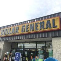 Foto scattata a Dollar General da Donnie D. il 5/17/2017