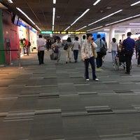 Photo taken at Terminal 2 by Poo🎯🎁🎀 R. on 2/25/2017