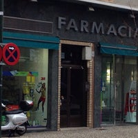Photo taken at Farmacia García Solans by Paloma P. on 1/13/2014