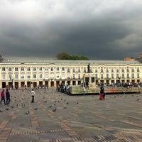 Foto tomada en Plaza de Bolívar por JORGE J M. el 2/12/2013
