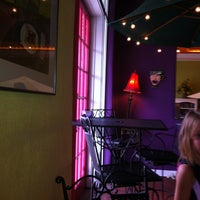 Photo taken at Ossorio Cafe and Bakery by Jessica S. on 7/21/2013