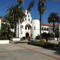 Photo taken at San Diego State University (SDSU) by Carlo V. on 4/11/2013