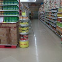 Photo taken at Carrefour by prasetiyo w. on 5/12/2014