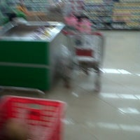 Photo taken at Carrefour by prasetiyo w. on 5/18/2013