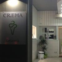 Photo taken at Crema by Valentina G. on 7/20/2013