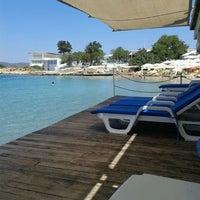 7/23/2013 tarihinde Mert Y.ziyaretçi tarafından Mukka Beach Club'de çekilen fotoğraf