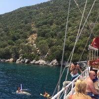 Photo taken at Zeytin Adası by Başak G. on 7/31/2015