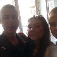 Photo taken at Военная Комендатура Санкт-Петербурга by Salivashk🅰 on 7/19/2015