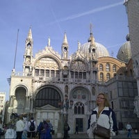 Photo taken at St Mark's Basilica by Diego d. on 10/18/2012