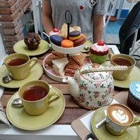 Photo taken at Wonderland Café by Joni I. on 9/2/2016