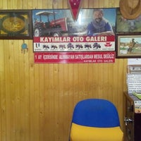 Photo taken at Kayımlar Oto Galeri by Suleyman K. on 7/22/2013