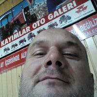 Photo taken at Kayımlar Oto Galeri by Suleyman K. on 5/26/2014