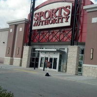 Photo taken at Sports Authority by Kevin H. on 1/27/2013