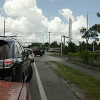 Photo taken at SW 144th Street & US1 by Kevin H. on 9/18/2012