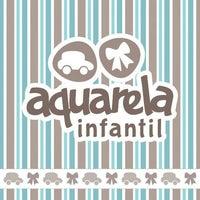 Photo taken at Aquarela Infantil by Luciana G. on 2/24/2014