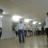 Photo taken at ФФК РГПУ им. А.И.Герцена by Сергей Л. on 9/13/2013