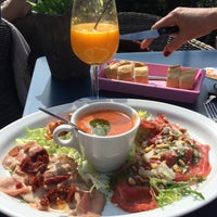 Photo taken at Restaurant Zusters by Karin D. on 4/10/2015