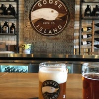 Photo taken at Goose Island Beer Co. by Isaac B. on 3/26/2016