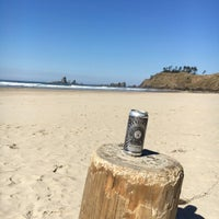 Photo taken at Cannon Beach Ecola Creek Lodge by Isaac B. on 9/28/2017
