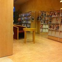 Photo taken at Kulturhuset Fyren by Smoothie R. on 12/6/2013
