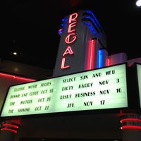 Photo taken at Regal Cinemas Brandywine Town Center 16 by Carol D. on 11/10/2013