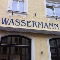 Das Foto wurde bei Schwabinger Wassermann von Gries C. am 4/21/2013 aufgenommen