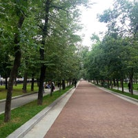 Снимок сделан в Тверской бульвар пользователем VladislaV T. 7/29/2013