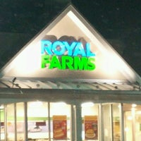 Photo taken at Royal Farms by Nicole R. on 9/14/2013